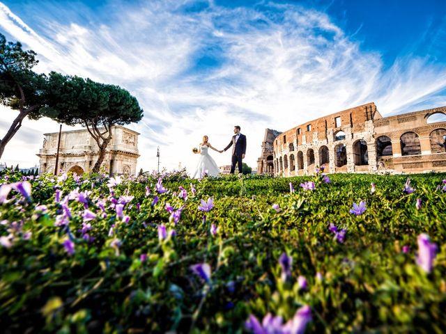 Il matrimonio di Alessandro e Francesca a Roma, Roma 43
