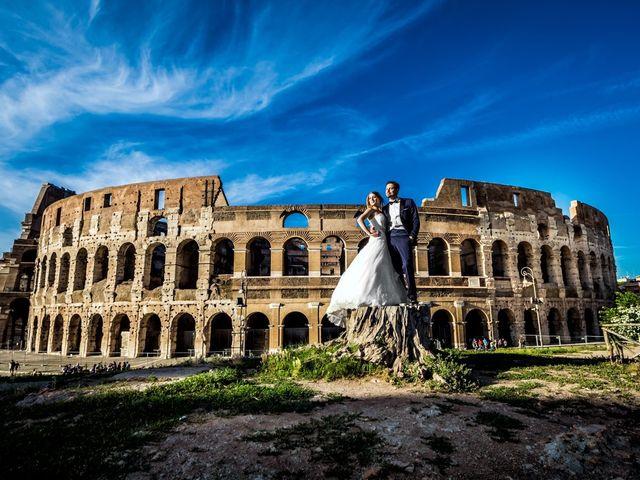 Il matrimonio di Alessandro e Francesca a Roma, Roma 44