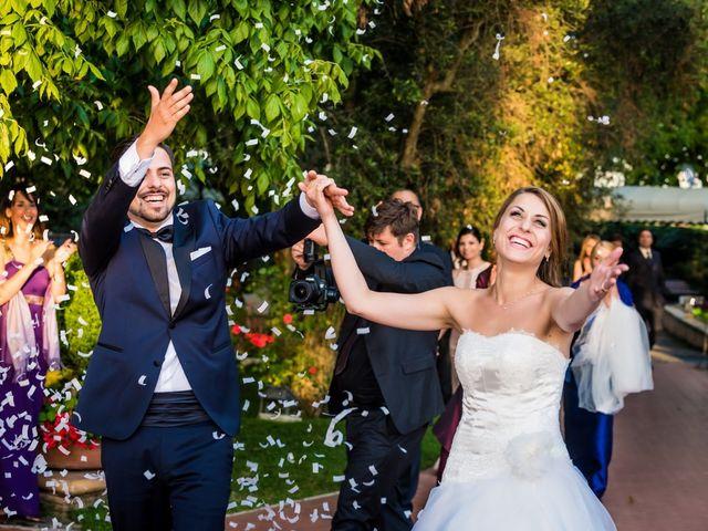 Il matrimonio di Alessandro e Francesca a Roma, Roma 49
