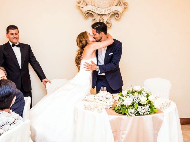 Il matrimonio di Alessandro e Francesca a Roma, Roma 57