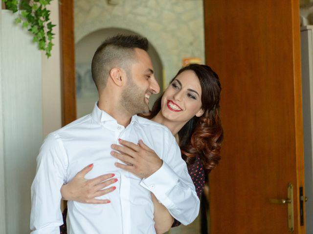 Il matrimonio di Salvatore e Silvia a Chiaramonte Gulfi, Ragusa 5