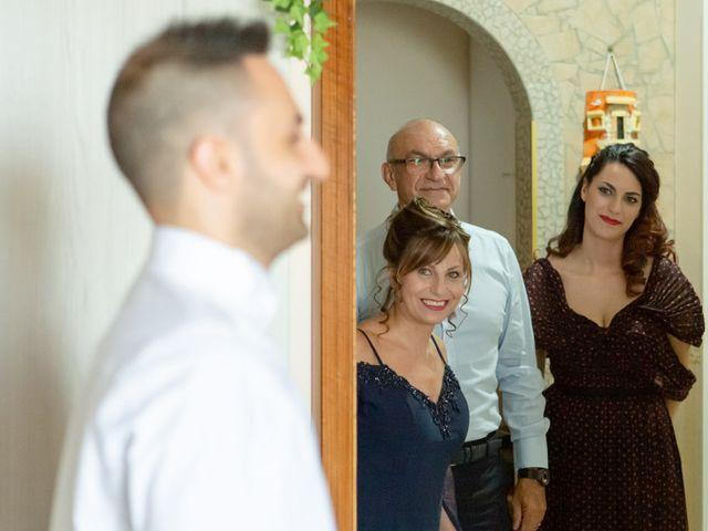 Il matrimonio di Salvatore e Silvia a Chiaramonte Gulfi, Ragusa 6