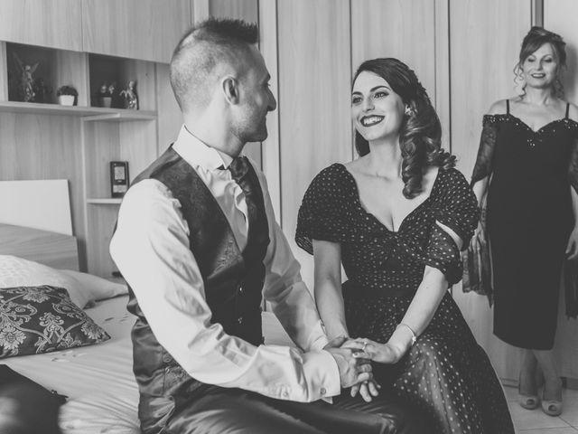 Il matrimonio di Salvatore e Silvia a Chiaramonte Gulfi, Ragusa 10
