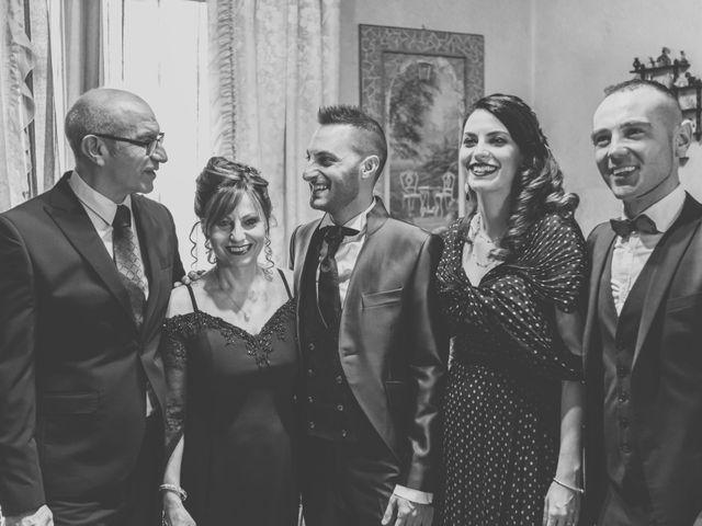 Il matrimonio di Salvatore e Silvia a Chiaramonte Gulfi, Ragusa 15