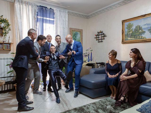 Il matrimonio di Salvatore e Silvia a Chiaramonte Gulfi, Ragusa 17