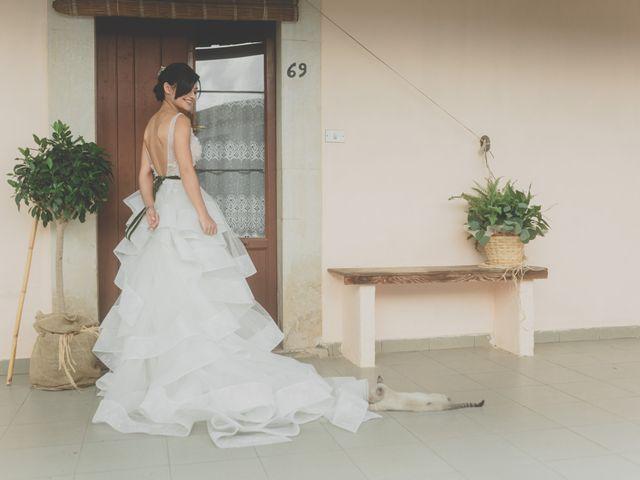 Il matrimonio di Salvatore e Silvia a Chiaramonte Gulfi, Ragusa 24