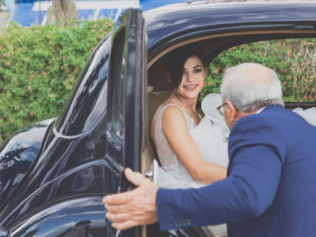 Il matrimonio di Salvatore e Silvia a Chiaramonte Gulfi, Ragusa 33