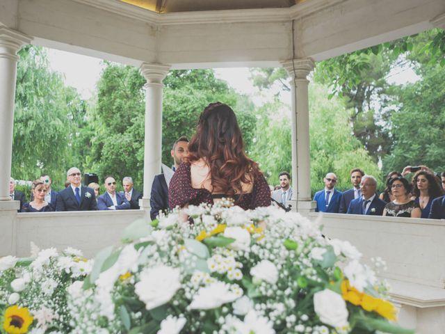 Il matrimonio di Salvatore e Silvia a Chiaramonte Gulfi, Ragusa 35