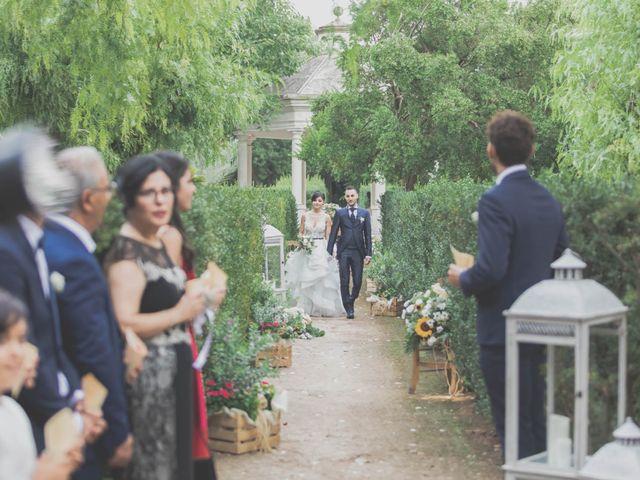Il matrimonio di Salvatore e Silvia a Chiaramonte Gulfi, Ragusa 38
