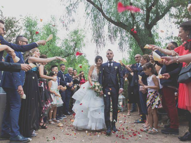 Il matrimonio di Salvatore e Silvia a Chiaramonte Gulfi, Ragusa 39