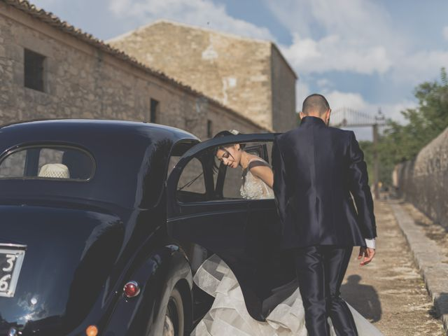 Il matrimonio di Salvatore e Silvia a Chiaramonte Gulfi, Ragusa 40
