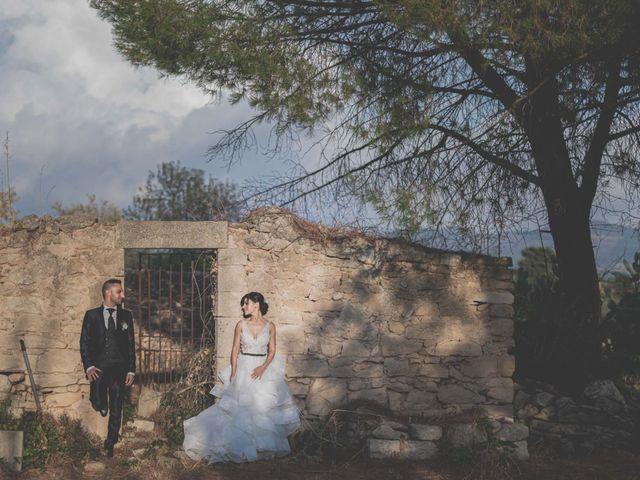 Il matrimonio di Salvatore e Silvia a Chiaramonte Gulfi, Ragusa 43