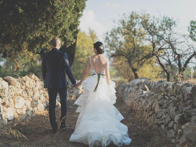 Il matrimonio di Salvatore e Silvia a Chiaramonte Gulfi, Ragusa 44