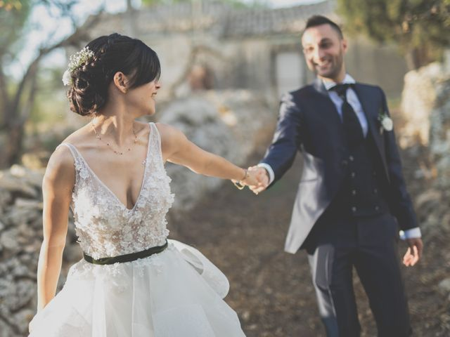 Il matrimonio di Salvatore e Silvia a Chiaramonte Gulfi, Ragusa 45