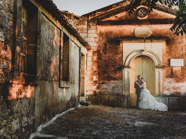 Il matrimonio di Salvatore e Silvia a Chiaramonte Gulfi, Ragusa 48