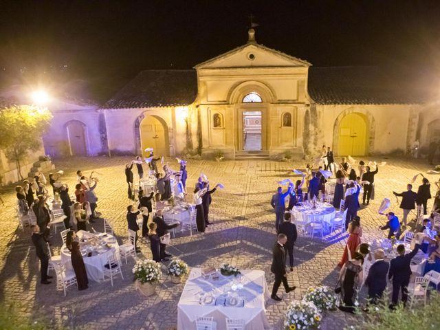 Il matrimonio di Salvatore e Silvia a Chiaramonte Gulfi, Ragusa 56