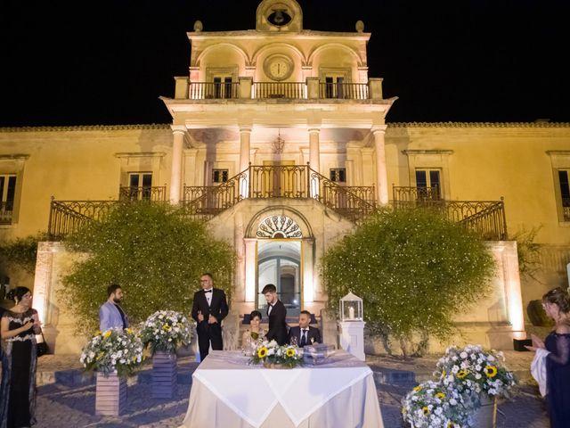 Il matrimonio di Salvatore e Silvia a Chiaramonte Gulfi, Ragusa 57