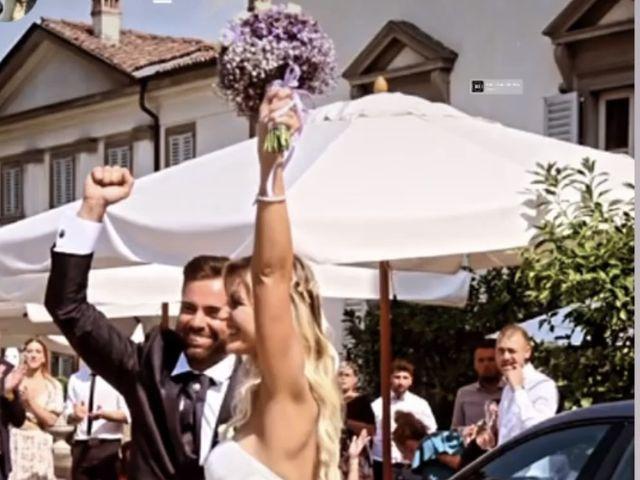 Il matrimonio di Alessandro e Jessica a Truccazzano, Milano 3