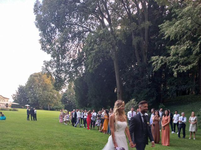 Il matrimonio di Alessandro e Jessica a Truccazzano, Milano 4