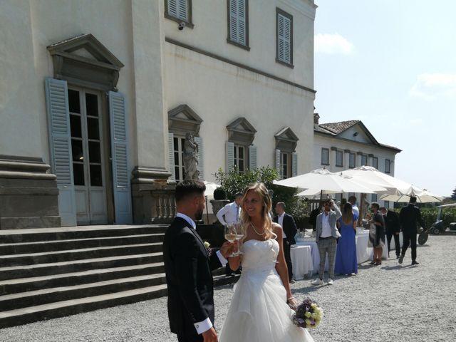 Il matrimonio di Alessandro e Jessica a Truccazzano, Milano 6