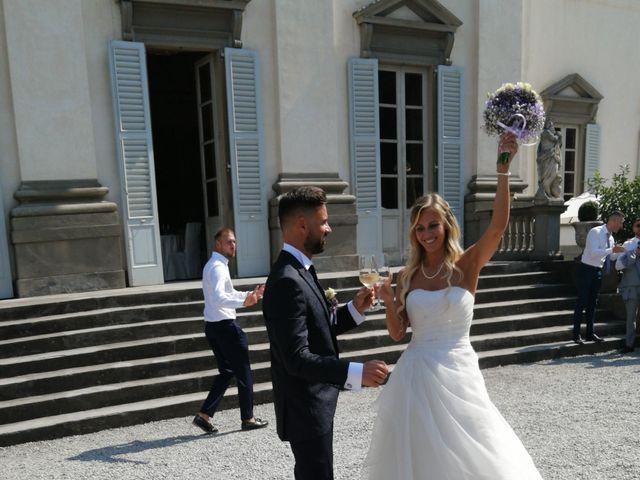Il matrimonio di Alessandro e Jessica a Truccazzano, Milano 7