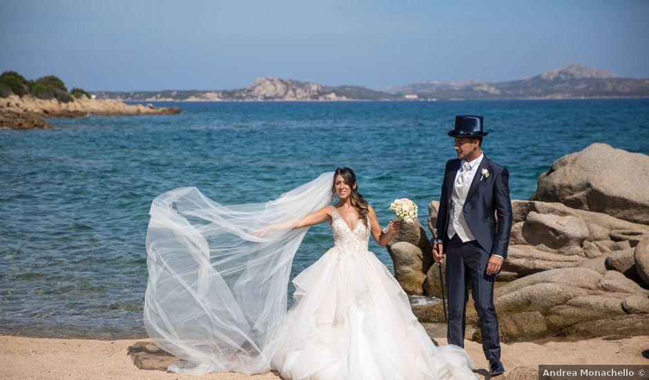 Il matrimonio di Riccardo e Silvia a Arzachena, Sassari