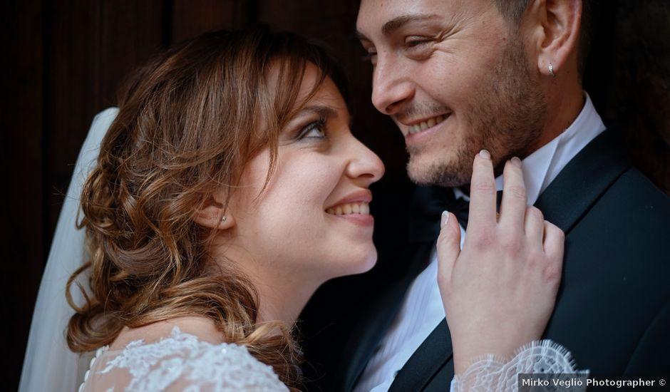 Il matrimonio di Luca e Ilenia a Trevi, Perugia