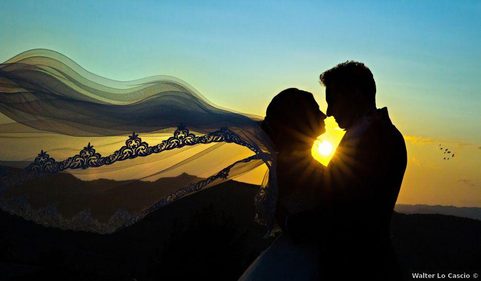 Il matrimonio di Giovanni e Valentina a Pietraperzia, Enna