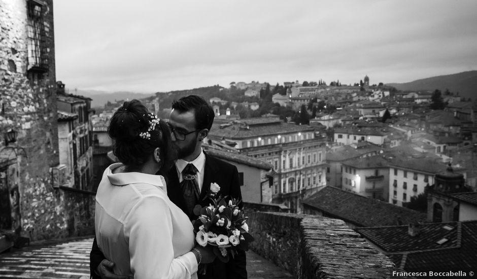 Il matrimonio di Alessio e Alessandra a Perugia, Perugia