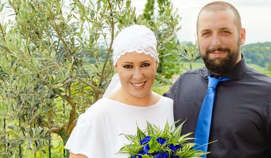 Il matrimonio di Andrea e Elga a San Martino Buon Albergo, Verona