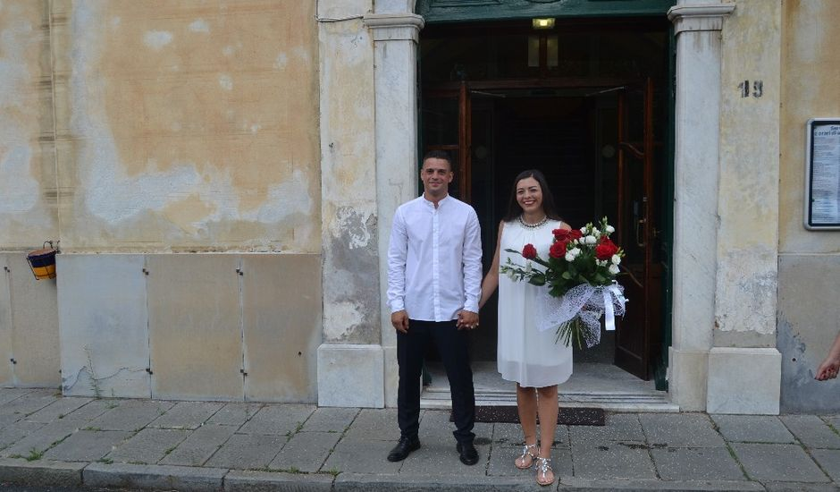 Il matrimonio di Simone e Bianca a Savona, Savona