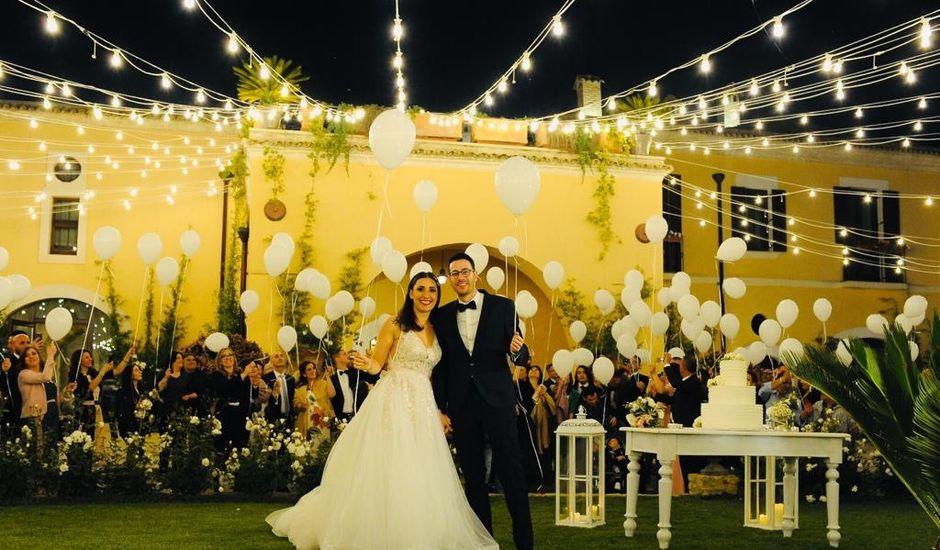 Il matrimonio di Valentina e Sergio a Foggia, Foggia