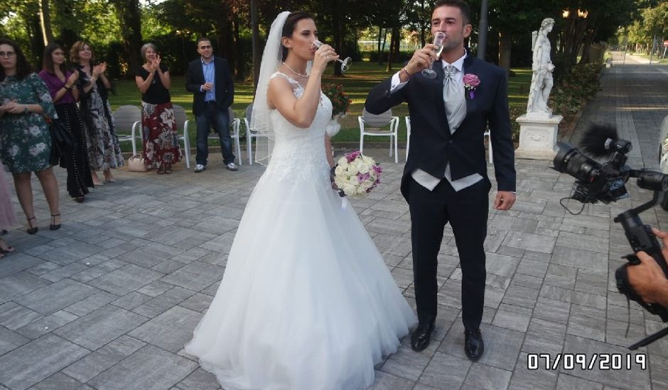 Il matrimonio di Michele e Martina a Sant'Agata Bolognese, Bologna
