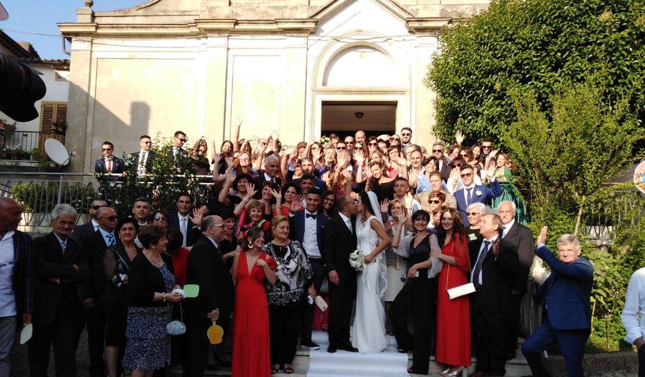 Il matrimonio di Vincenzo e Chiara a Piane Crati, Cosenza