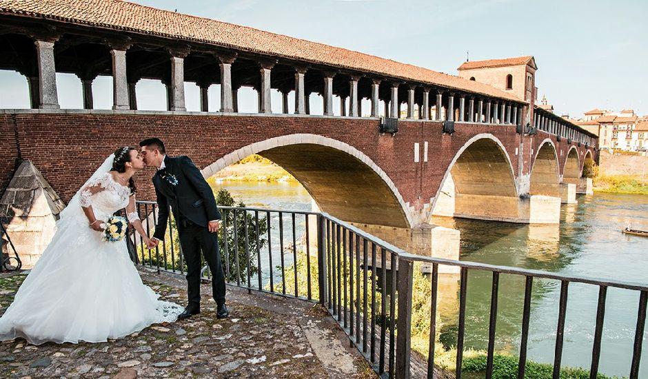 Il matrimonio di Matteo e Arianna a Certosa di Pavia, Pavia
