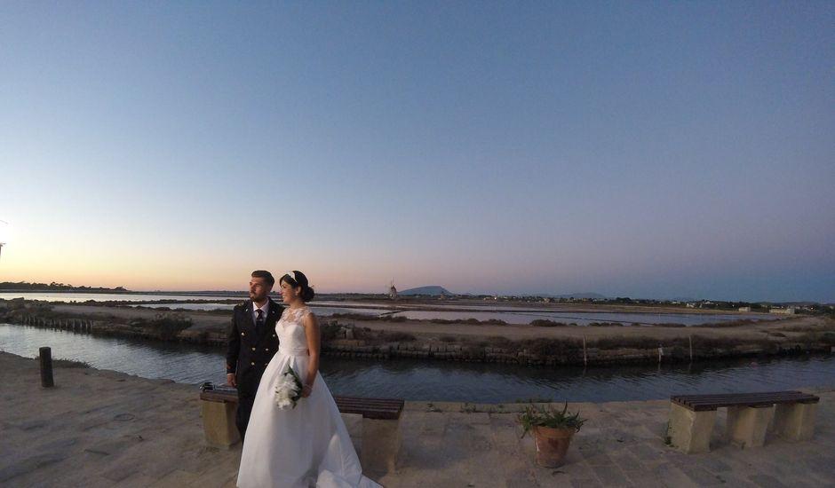 Il matrimonio di Danilo e Gabriella a Marsala, Trapani