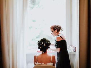 le nozze di Sang e Andrea 1