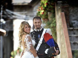 Le nozze di Tania e Diego