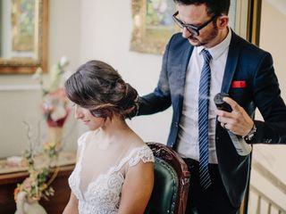 le nozze di Mina e Mauro 1