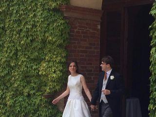 Le nozze di Diego e Maki