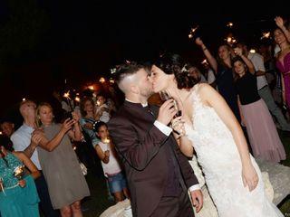 Le nozze di Erica e Cristian  2