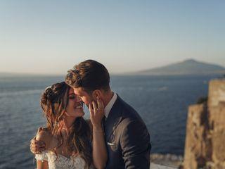 Le nozze di Raffaele e Cinzia