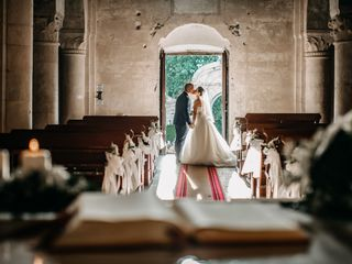 Le nozze di Natascia e Andrea