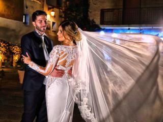 Le nozze di Carlo e Flavia