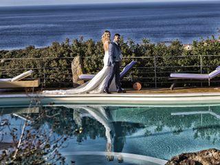 Le nozze di Monica e Totti 2
