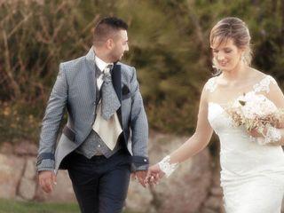 Le nozze di Monica e Totti 3