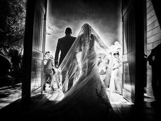 Le nozze di Monica e Totti