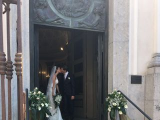 le nozze di Sabrina  e Alberto  2