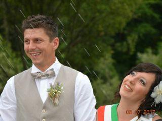 Le nozze di Sonia e Henri