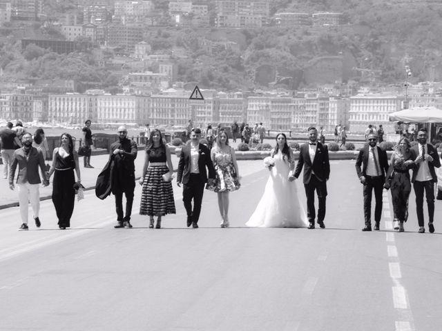 Il matrimonio di Marco e Alessia a Bacoli, Napoli 1